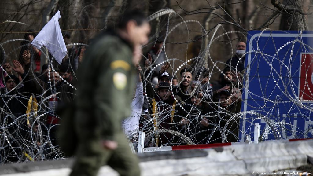 Берлин не готов принять беженцев с турецко-греческой границы