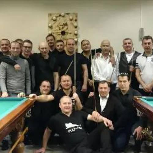 Чемпионат Германии по русскому бильярду