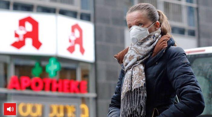 Два других человека в Берлине заражены коронавирусом
