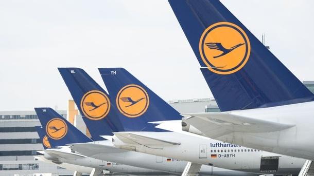 Lufthansa : минус 150 самолетов из-за коронавируса.