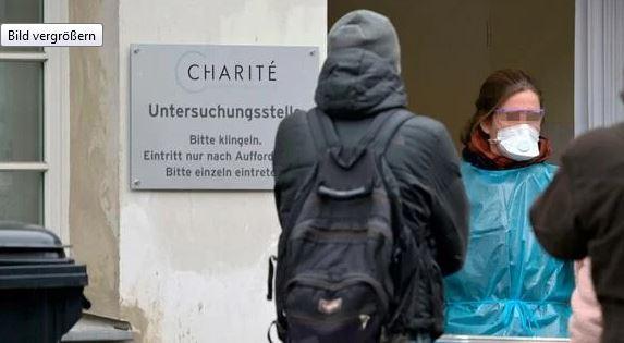 Число зараженных людей в Берлине медленно, но растет.