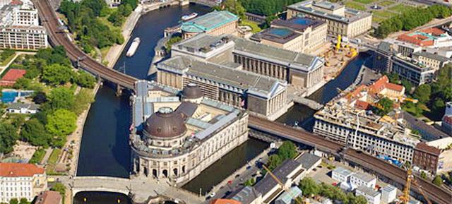 Музеи Берлина пострадали от Вандалов