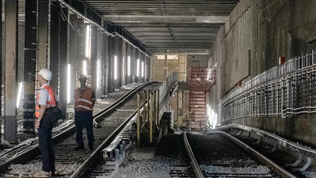 Новое Берлинское метро U5 заработает 4 декабря