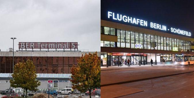 Шёнефельд больше не называется SXF — открыта станция BER