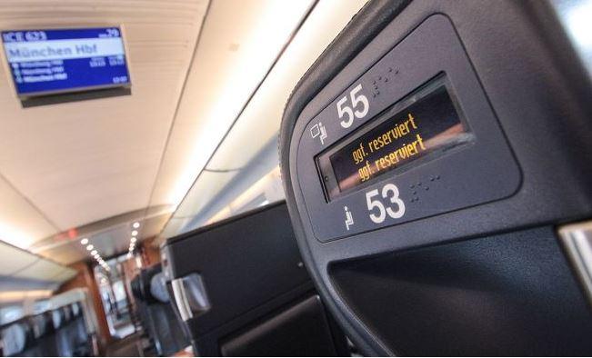 Deutsche Bahn изменит систему бронирования с пятницы