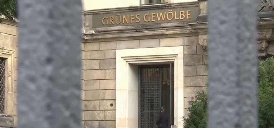 Ограбления хранилища Дрездена раскрыто в Берлине.
