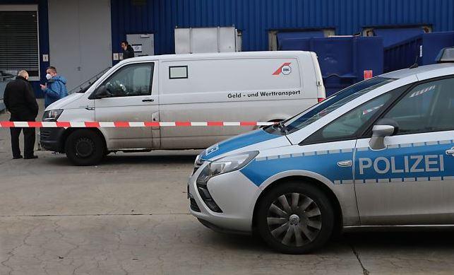 ИКЕЯ — Ограбление в Берлине