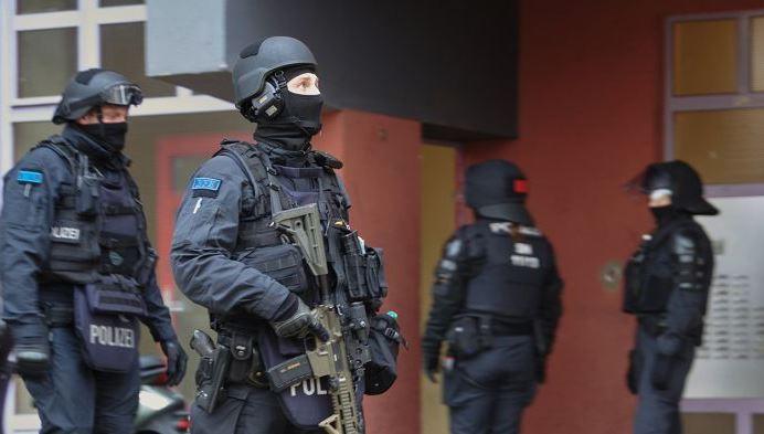 Ещё арест по делу кражи в Дрездене.