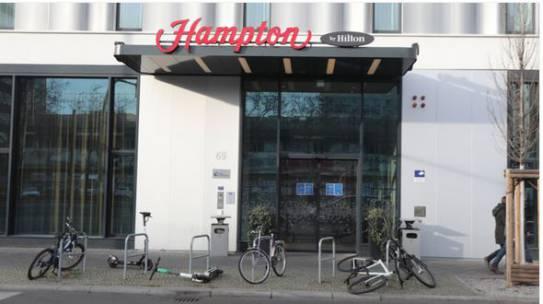 Жильё в центре Берлина — новое решение.