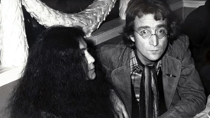 40 лет со дня смерти  Джона Леннона