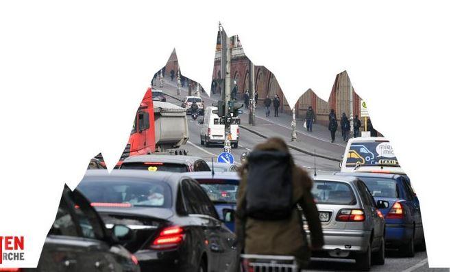 Воздух в Берлине в 2020