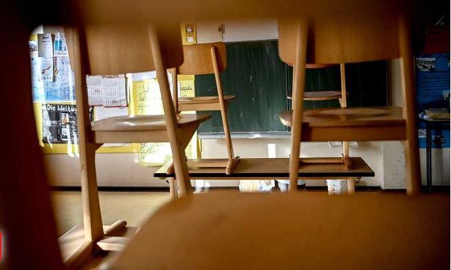 4,5 миллиона евро на воздушные фильтры для берлинских школ.