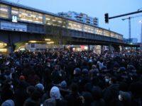 До 15000 участников — так прошла демонстрация арендного покрытия